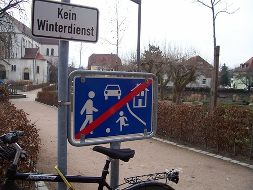no men, children with balls, cars or houses allowed!