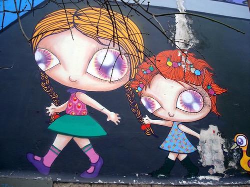 Фотографии граффити