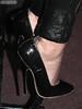 Pa11012004017 copie (AlainG) Tags: las vegas 2004 fashion fetish court shoes highheel christina models olympus bondage latex corset carter stiletto fully nylons bondcon c2100