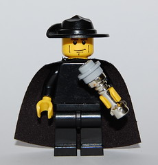 Minifig Famous People #18: Bill Hicks - by minifig