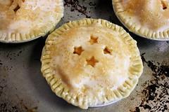 Mini Apple Pie, pre-bake