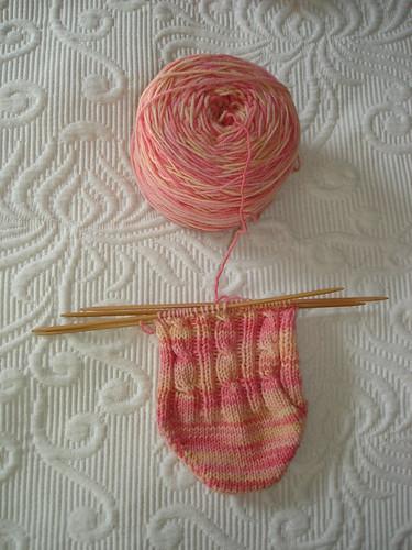 Posh Yarn socks