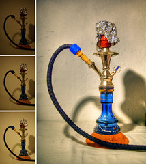 Shisha before & after HDR by Delox - Martin De?°k