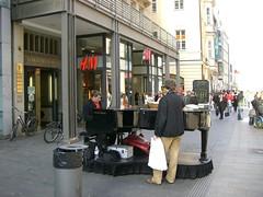 Straßen Piano