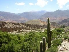 Tilcara - Caminata