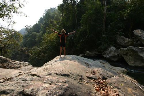 Xam Neua Waterfall...