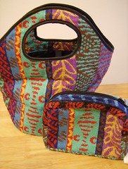 Knitting bags from Guam