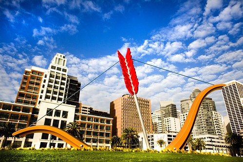 Arco de cupido en San Francisco