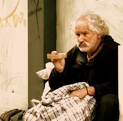 Homeless (pedrosimoes7) Tags: street portrait portugal sadness sad lisbon candid homeless beggar cpt pedinte humanemotion thec