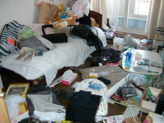 My dirty room