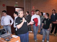 Miguel Durán en MadriSX 2007