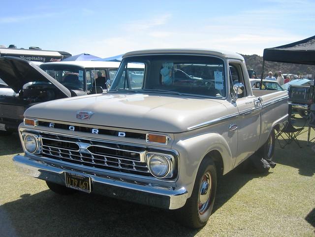 ford truck f100 1966