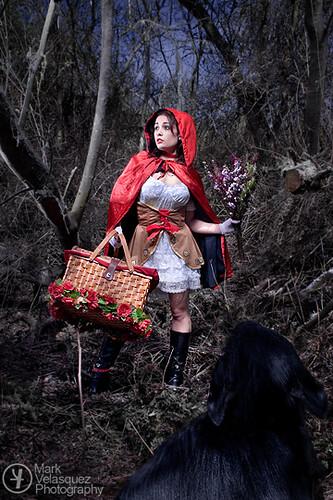 película de Caperucita Roja