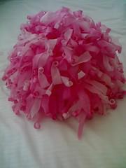 My cupcake hat!