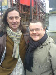 Neil Oliver and me