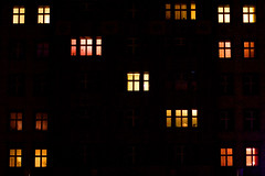 make your move (minarai) Tags: windows berlin lights nightlights nightshot friedrichshain simmetry intothenight minarai abigfave