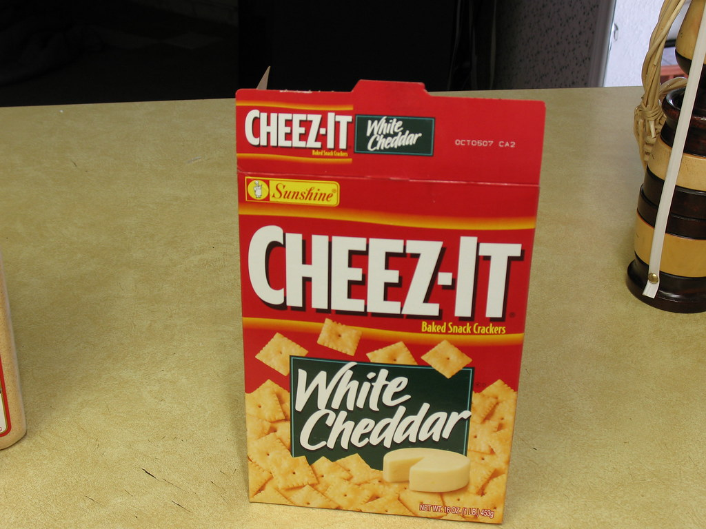 Cheez-It's