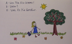 My daughter´s words 4