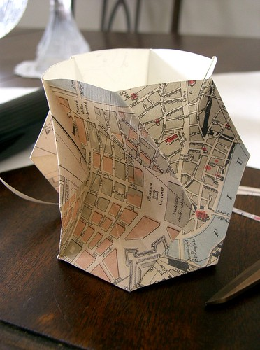 Hyperboloidal Hex Vase