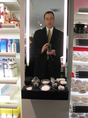 sephora mirror michael