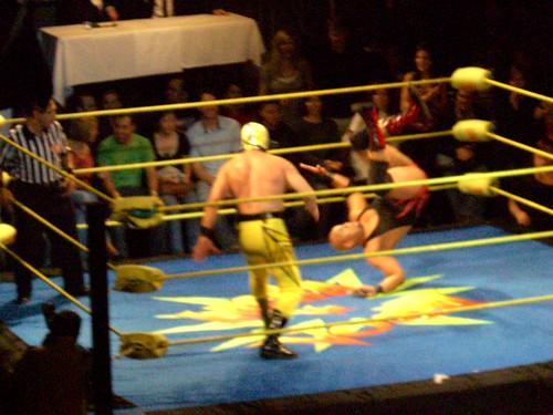 Lucha Va Voom - Feb. 14, 2007