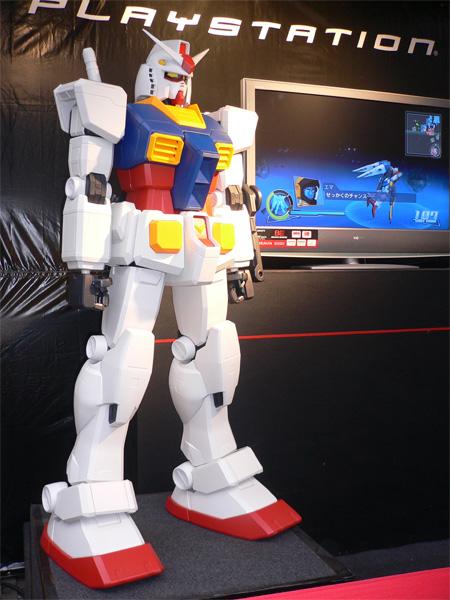 Gundam Musou 鋼彈無雙體驗會
