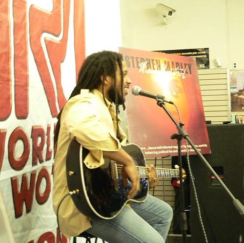 Stephen Marley Live @ JR