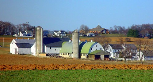 USA - Pennsylvania - USA - Amish-People - Pennsylvania Dutch Country
