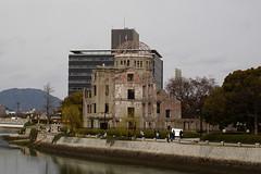 Genbaku Dome 原爆ドーム (AnDy631) Tags: japan hiroshima dome 日本 japon atomicbomb abomb abombdome 広島 genbaku 原爆ドーム 広島市