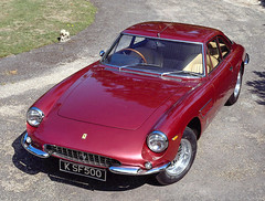 Ferrari 500 Superfast Coupe Aerodinamica by Pininfarina  1966 (classicmaster) Tags: auto red italy car classiccar vintagecar italia ferrari oldtimer 500 concours rosso coupe sportscar pininfarina superfast sportwagen klassiker grantourismo aerodinamica