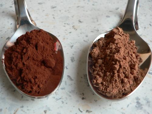 Kakaopulver - cocoa powder