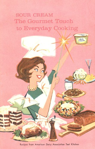 Vintage Cook booklet