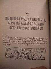 Engineers, Scientists, Programmers and other odd people (dullhunk) Tags: nerd technology geek satire engineering science odd software dilbert engineer scientists scientist sarcasm scottadams engineers sarcastic techie programmer satirical dilbertprinciple