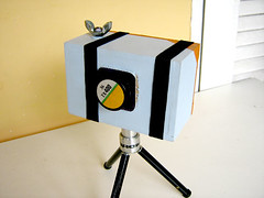 Camera (Rodrigo Perez) Tags: camera 120 pinhole homemade mdf