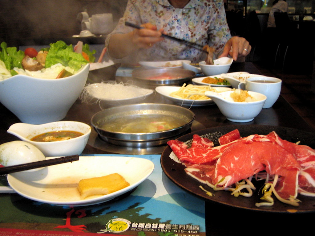 Shabu-shabu at White Sugarcane