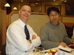 David and Hiro