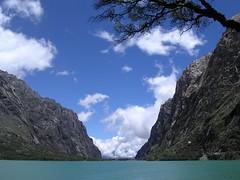 Trekking nella Cordillera Blanca Lagune di Llanganuco