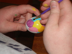 mosaic. (eaortmann) Tags: easter eggs paintedeggs