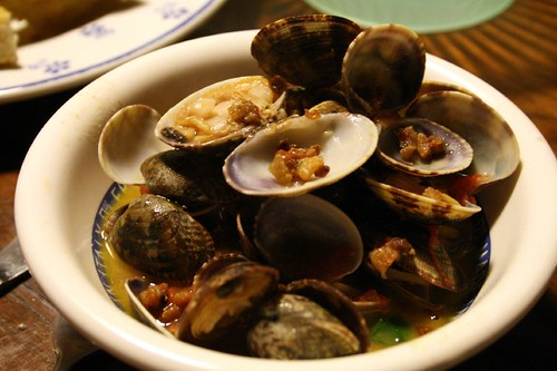 The best clams EVER.