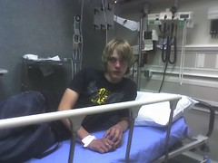 Andrew in the ER