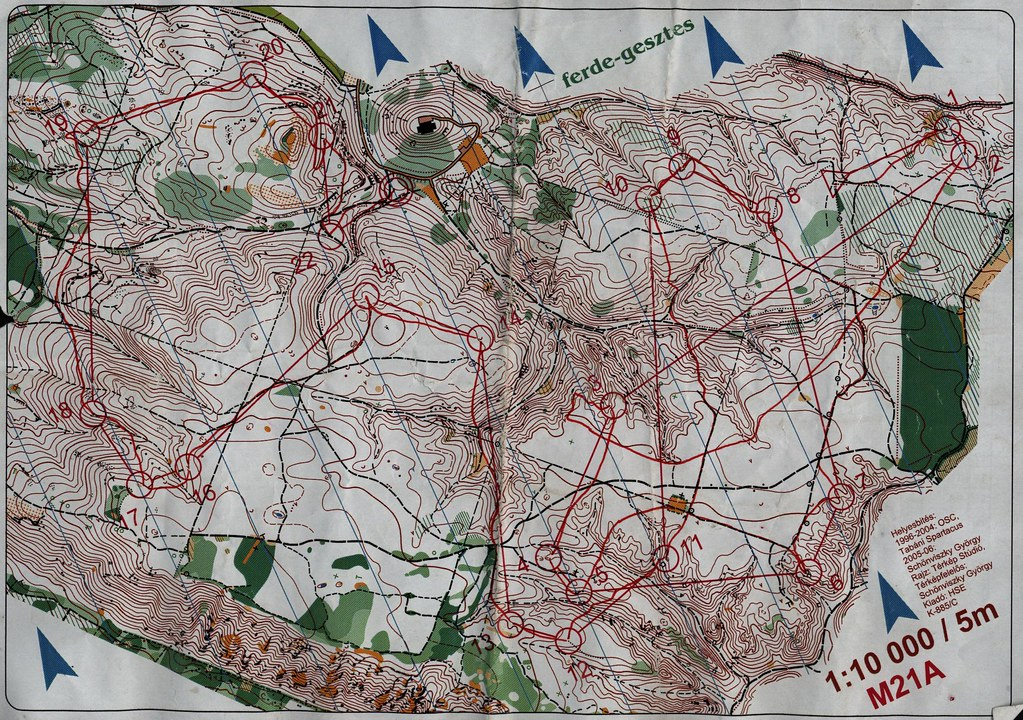 Semmelweis EV. Térkép