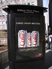 Diet Coke Billboard