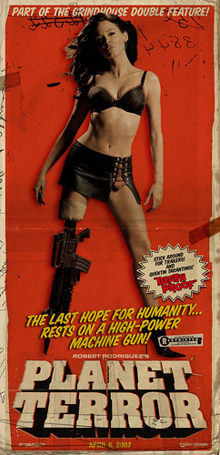 PLANET TERROR GRINDHOUSE 2011