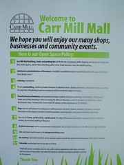 Carr Mill rules