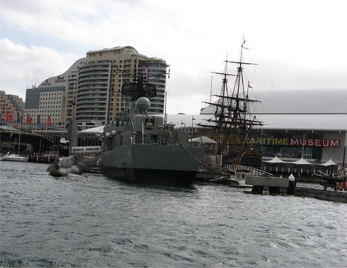 National Maritime Museum, Darling Harbour, Sydney NSW