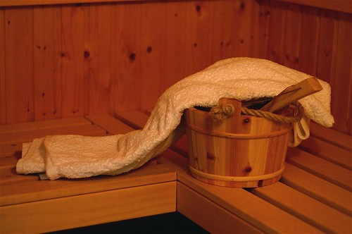 Sauna by thomaswanhoff, on Flickr