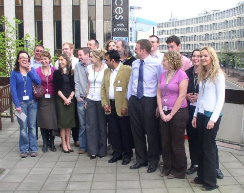 Student conference pic