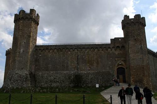 Fortezza, Montalcino
