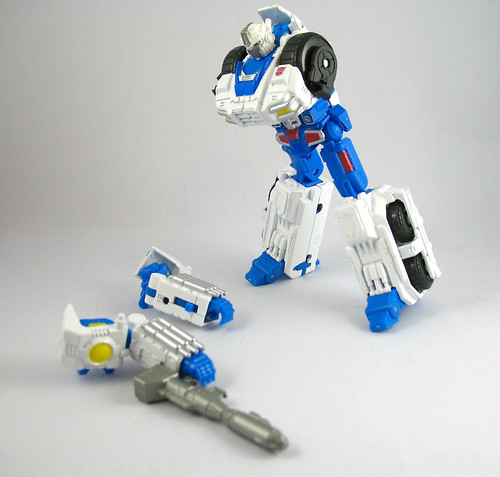 """Oh my god! I suck so bad!"" - War Within Ultra Magnus"
