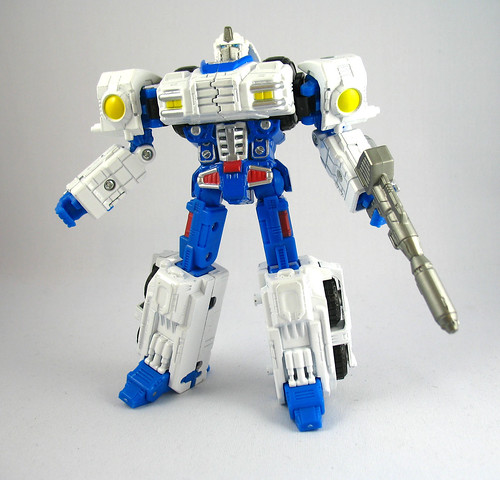 "6"" Titanium  War Within Ultra Magnus"